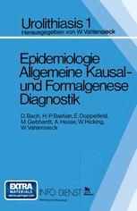 Epidemiologie Allgemeine Kausal- und Formalgenese Diagnostik