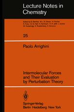 Intermolecular Forces and Their Evaluation by Perturbation Theory