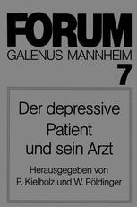 Der depressive Patient und sein Arzt
