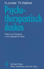 Psychotherapeutisch denken