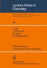 Perspectives in Theoretical Stereochemistry