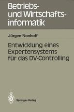 Entwicklung eines Expertensystems für das DV-Controlling