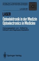 Laser/Optoelektronik in der Medizin / Laser/Optoelectronics in Medicine