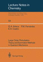 Large Order Perturbation Theory and Summation Methods in Quantum Mechanics
