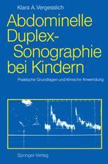 Abdominelle Duplex-Sonographie bei Kindern