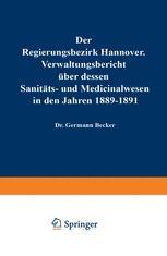 Der Regierungsbezirk Hannover