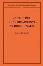 Chemie der Beta-Dicarbonyl-Verbindungen