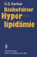 Risikofaktor Hyperlipidämie