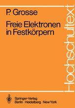 Freie Elektronen in Festkörpern
