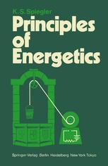 Principles of Energetics