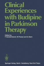 Clinical Experiences with Budipine in Parkinson Therapy