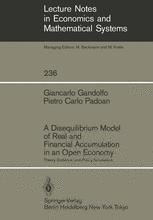A Disequilibnum Model of Real and Financial Accumulation in an Open Economy