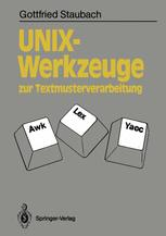 UNIX-Werkzeuge zur Textmusterverarbeitung