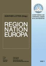 Region, Nation, Europa