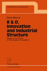 R & D, Innovation and Industrial Structure