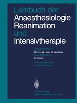 Lehrbuch der Anaesthesiologie, Reanimation und Intensivtherapie