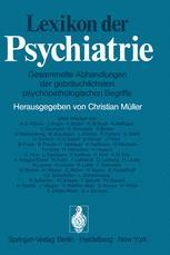 Lexikon der Psychiatrie