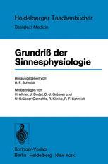 Grundriß der Sinnesphysiologie