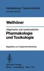 Allgemeine und systematische Pharmakologie und Toxikologie