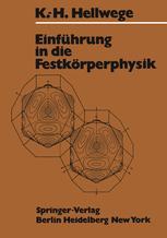 Einführung in die Festkörperphysik
