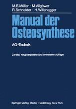 Manual der Osteosynthese
