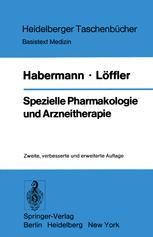 Spezielle Pharmakologie und Arzneitherapie