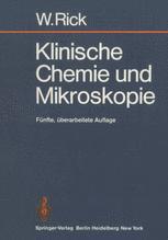 Klinische Chemie und Mikroskopie