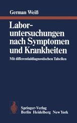Laboruntersuchungen nach Symptomen und Krankheiten
