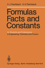 Formulas, Facts, and Constants