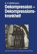 Dekompression — Dekompressionskrankheit