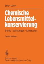 Chemische Lebensmittelkonservierung