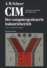 CIM Computer Integrated Manufacturing