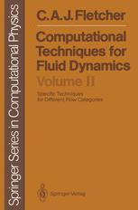 Computational Techniques for Fluid Dynamics