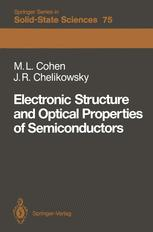 Electronic Structure and Optical Properties of Semiconductors