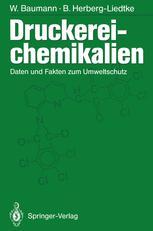 Druckereichemikalien