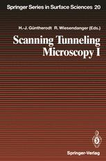Scanning Tunneling Microscopy I