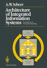 Architecture of Integrated Information Systems