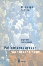 Patientenratgeber Harninkontinenz