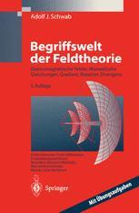 Begriffswelt der Feldtheorie