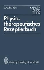 Physiotherapeutisches Rezeptierbuch