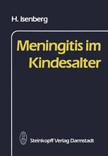 Meningitis im Kindesalter