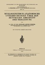 Myelogenetisch-Anatomische Untersuchungen Über den Zentralen Abschnitt der Sehleitung