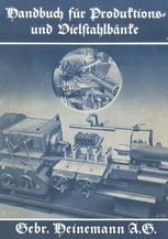 Handbuch für Produktions- und Vielstahlbänke