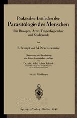 Praktischer Leitfaden der Parasitologie des Menschen
