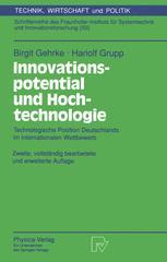 Innovationspotential und Hochtechnologie