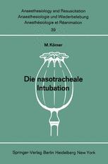 Die nasotracheale Intubation