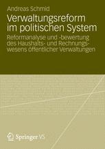 Verwaltungsreform im politischen System