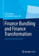 Finance Bundling and Finance Transformation