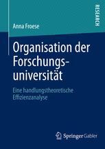 Organisation der Forschungsuniversität