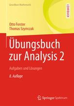 Übungsbuch zur Analysis 2